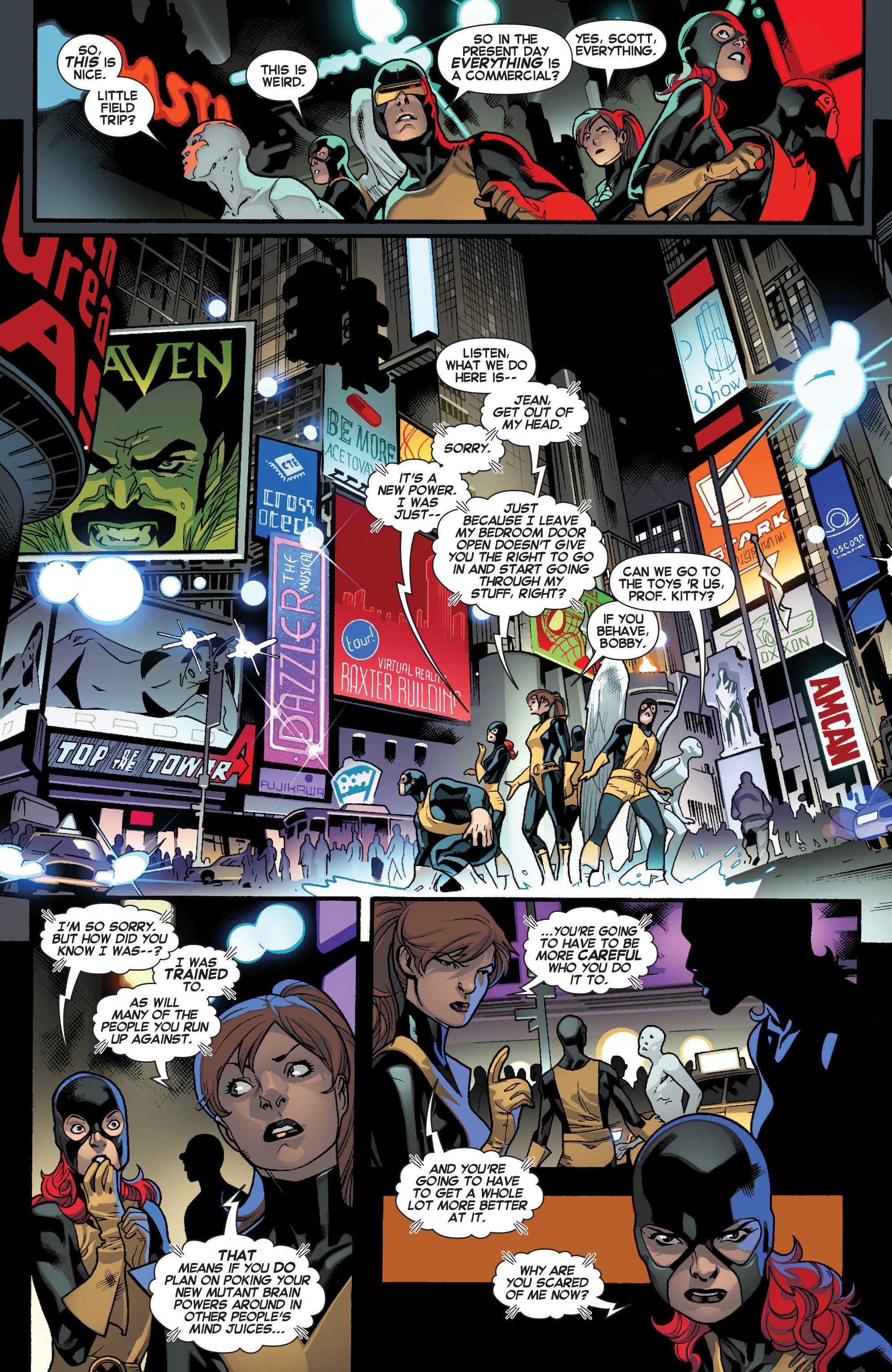 Read online All-New X-Men (2013) comic -  Issue # _Special - Here To Stay - 67