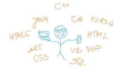 limbaje de programare internet
