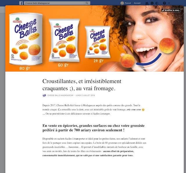 digital marketing : texte de présentation de la marque