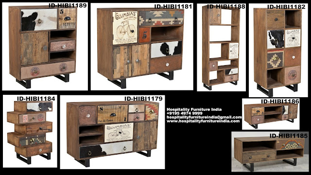 Retro fusion furniture