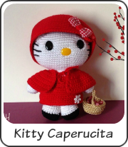 Hello Kitty Caperucita Roja