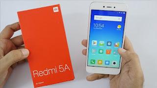 Harga terbaru Xiaomi Redmi 5A dan spesifikasi