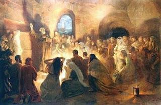 A Porta da Oportunidade - Série: Igreja - Um modelo do Novo Testamento