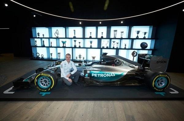 Valtteri Bottas Mercedes AMG Petronas F1