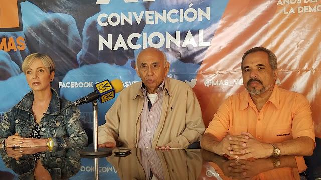 """MAS: Es un """"grave error"""" de Maduro no aceptar ayuda humanitaria"""