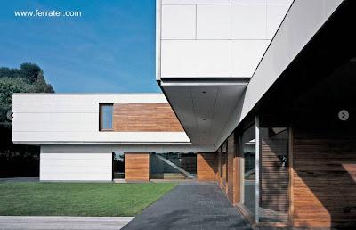 Casa estilo Contemporáneo en España