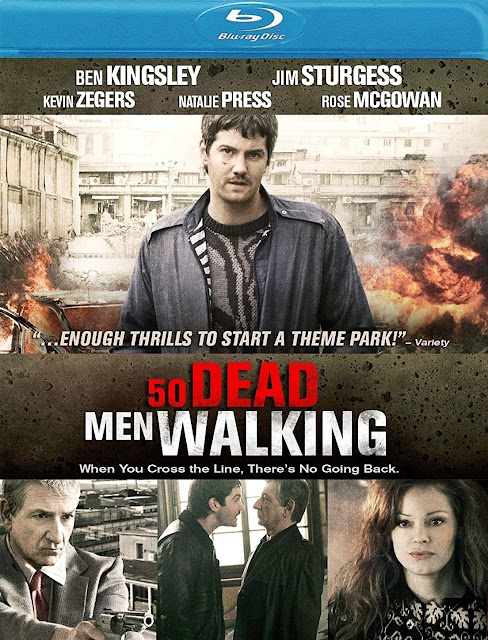 Fifty Dead Men Walking Ireland Movie Review (2008)