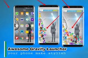 Gravity Launcher Vs Apne SmartPhone Ko Banaye Stylish