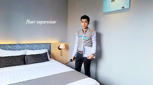 Floor supervisor