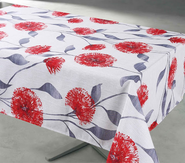 Tablecloths at The Camellia