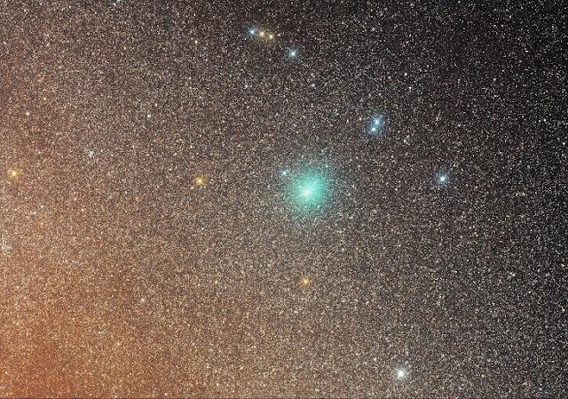 Cometa 45P-HMP - B Wiliams