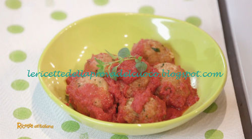 Polpette di pane ricetta Anna Moroni da Ricette all'Italiana