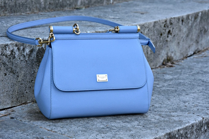 borsa Miss Sicily di Dolce&Gabbana, una vera it-bag