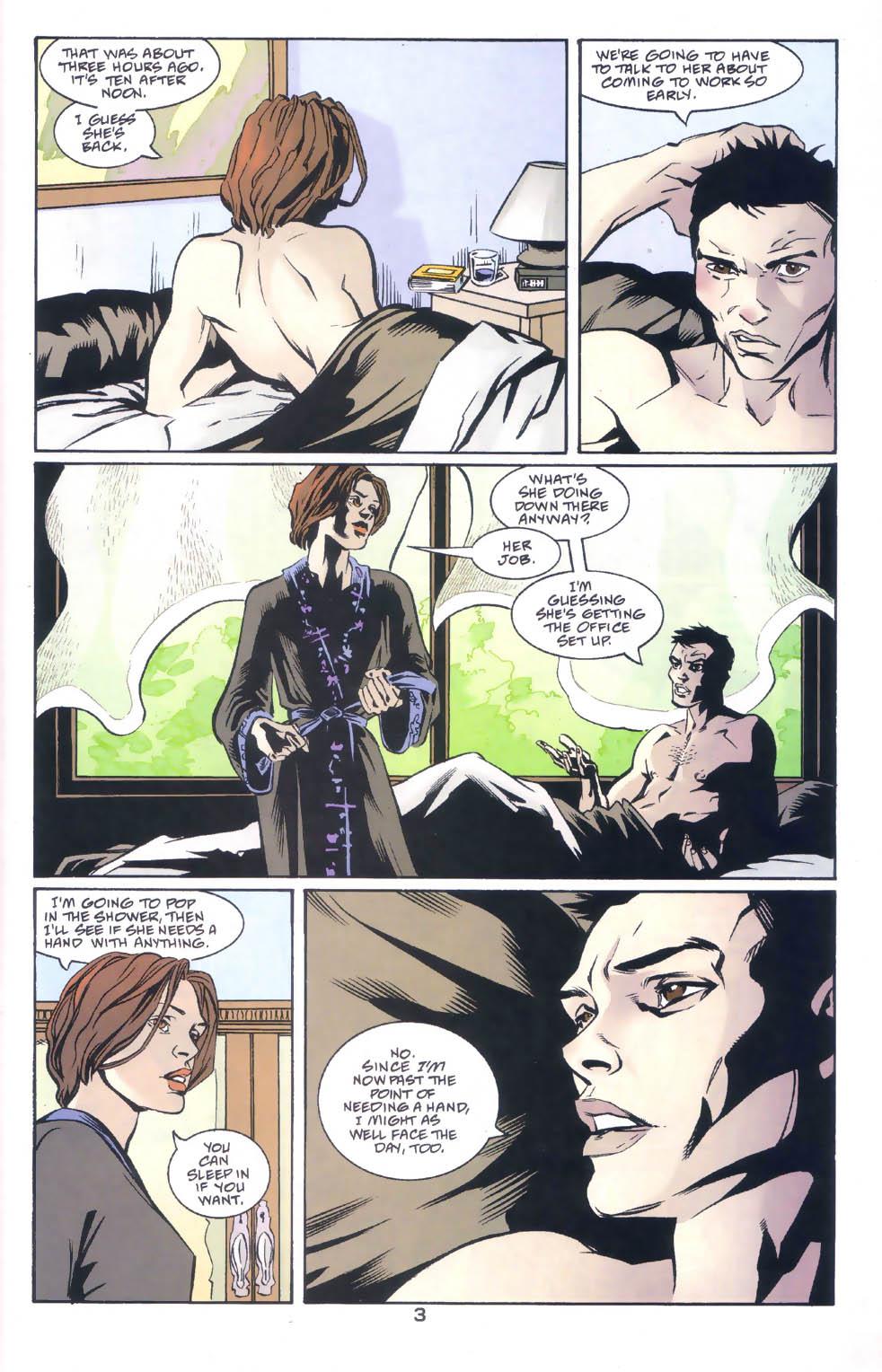 Read online Midnight, Mass comic -  Issue #2 - 4