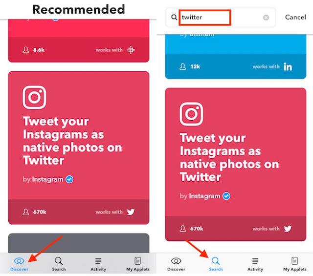 Cara Berbagi Foto Instagram Ke Twitter dengan Resolusi Penuh