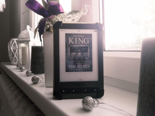 Ręka mistrza, Stephen King