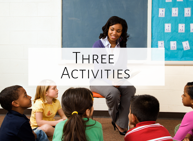 Three fun activities for your music room