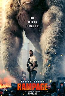 Rampage - Poster & Trailer