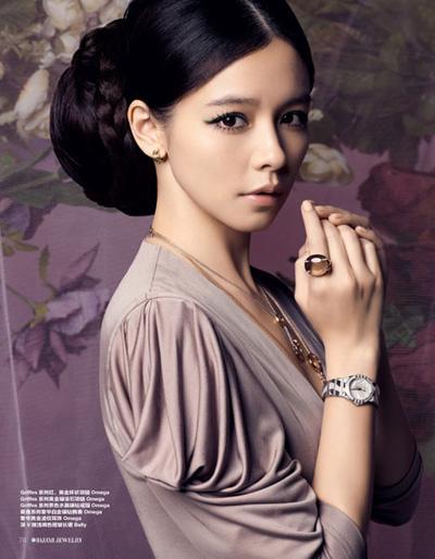 taiwandummy: Taiwan Beautiful Singer Janice Yan