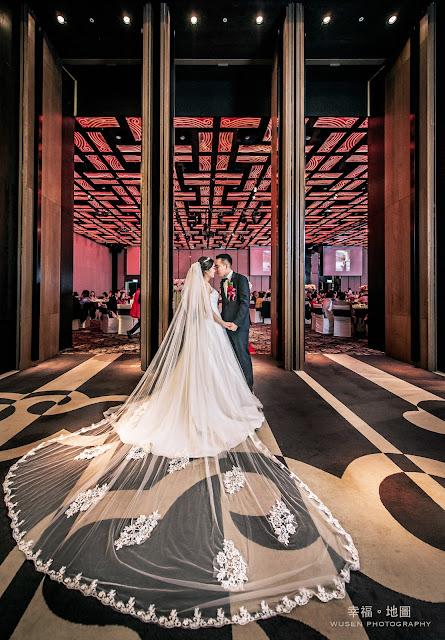 晶英酒店, 婚禮攝影