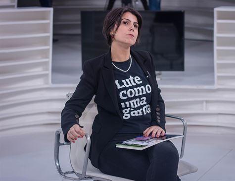 Manuela D'Ávila pede que eleitores denunciem fake news ao TSE