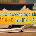 TÀI LIỆU GIẢNG DẠY BỒI DƯỠNG HỌC SINH GIỎI HÓA HỌC THPT (lớp10-11-12)