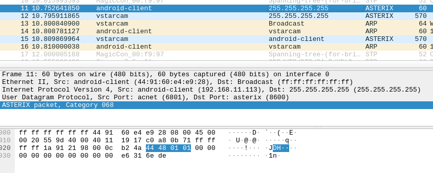 How do I reclassify a packet? - Ask Wireshark