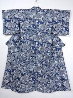 江戸中型の浴衣です。