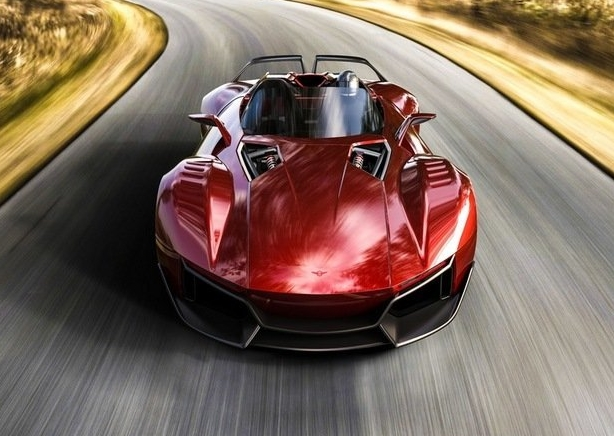 2017 Rezvani Beast X Top Speed and Price
