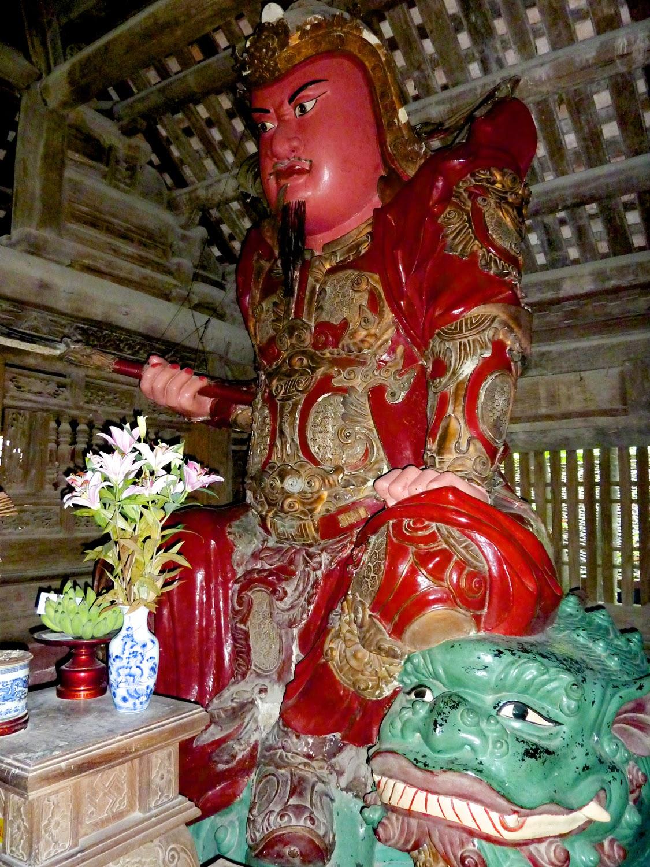 Guardianes de la Pagoda Thay