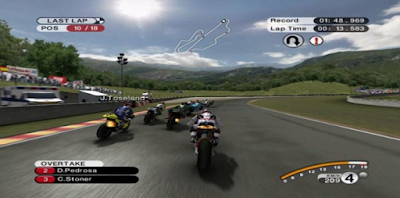 Download MotoGp PPSSPP For Android