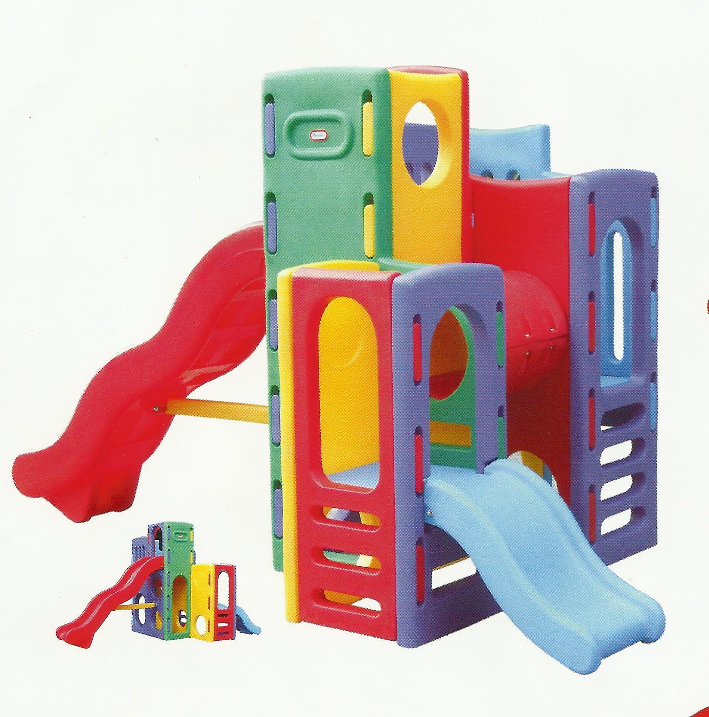 EDU Zone: Plastic Playground