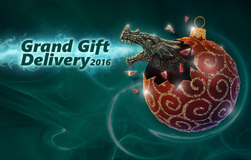 Grand Gift Delivery 2016