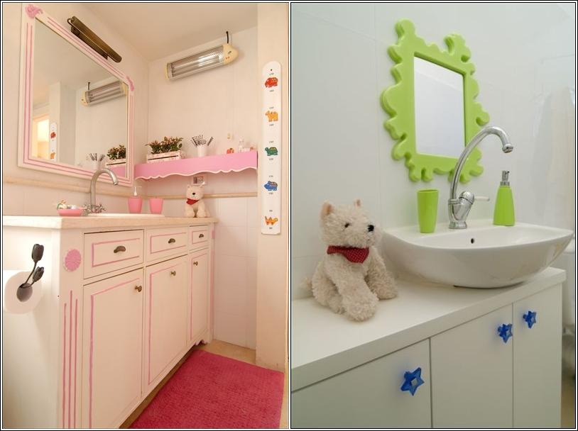 DECO CHAMBRE INTERIEUR: Idées de salle de bain pour les enfants