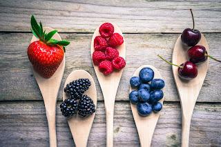 meyvelerin kalorileri
