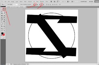 logo dengan photoshop hanya 1 menit