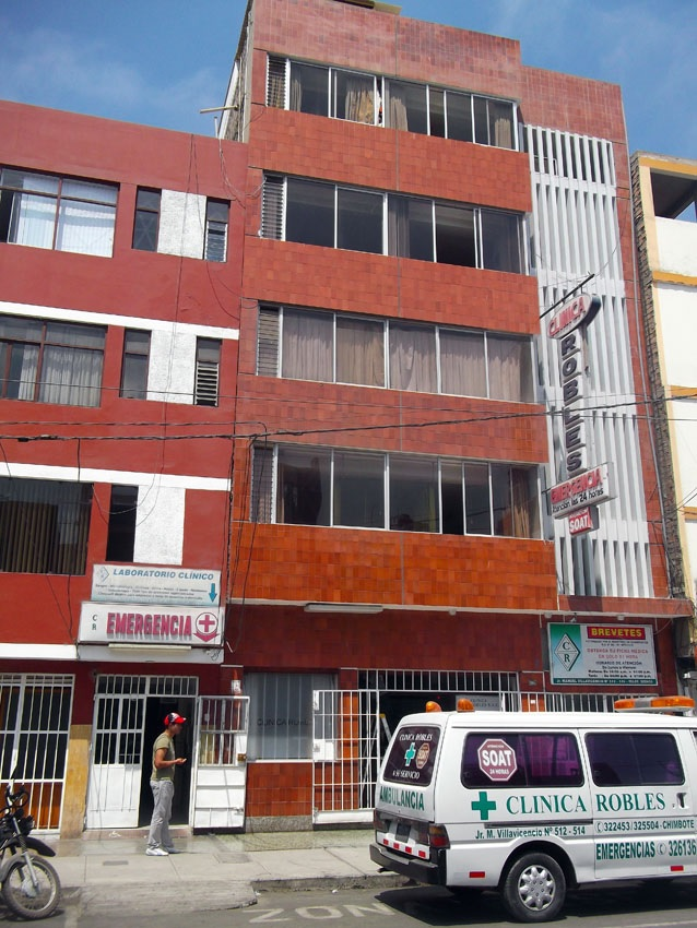 Clinica Robles S.A.C. - Chimbote