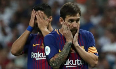 Messi, Suarez Fit To Start 'Fundamental' Week For Barcelona