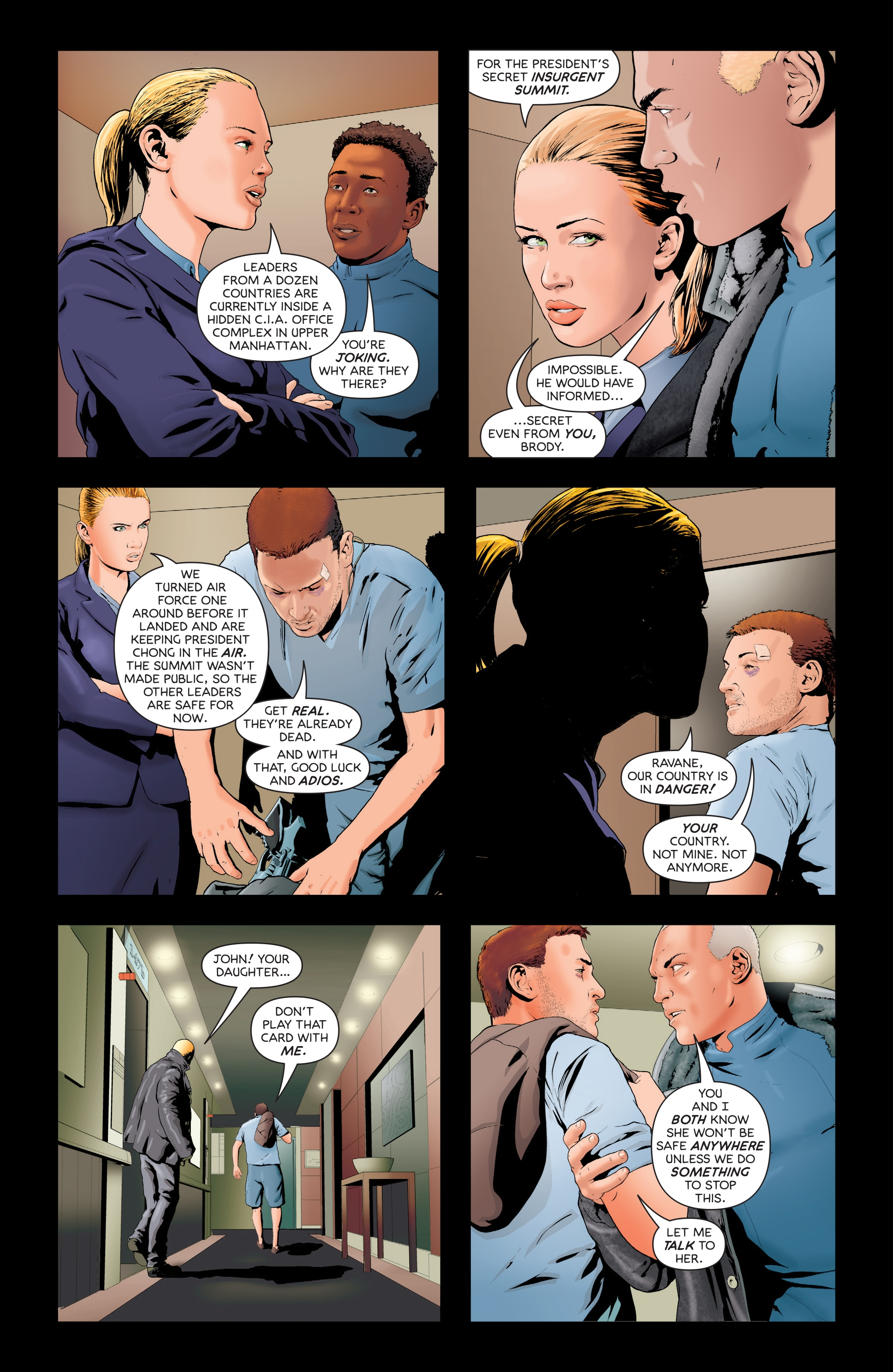 Read online Failsafe comic -  Issue #3 - 12