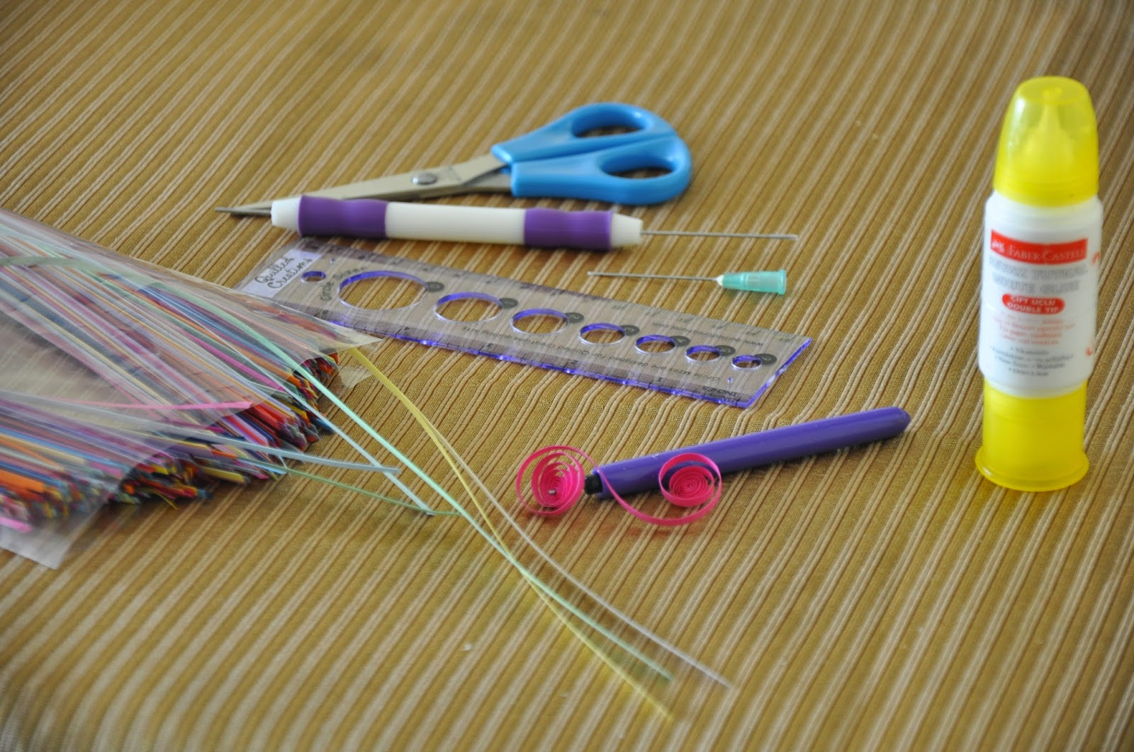 neseli quilling lessons for beginner