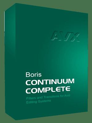 Boris Continuum Complete