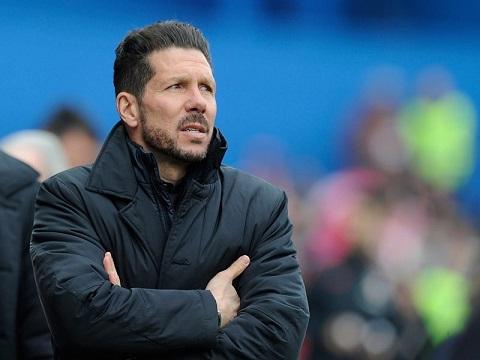 Diego Simeone, huấn luyện viên người Argentina