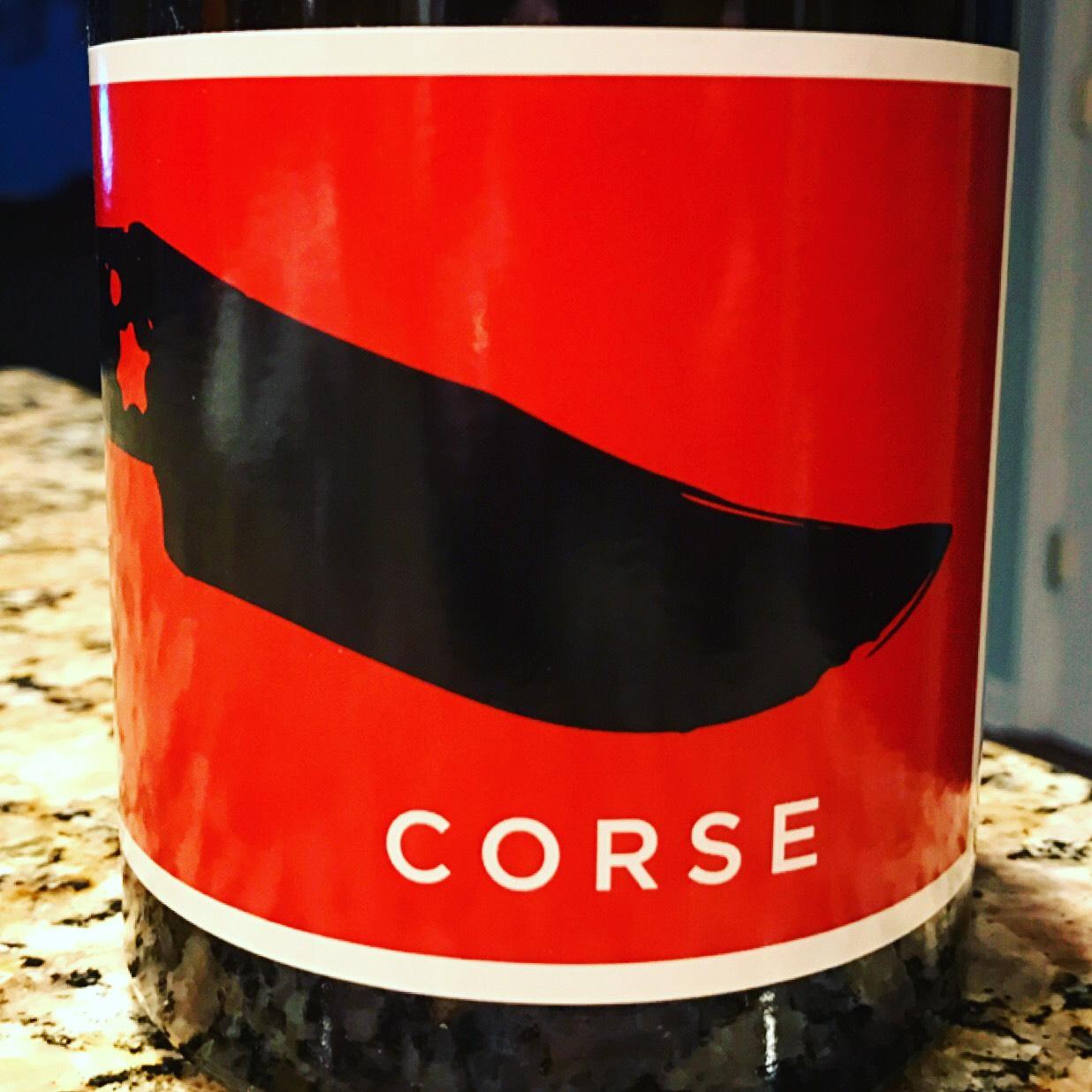 The Nittany Epicurean Locations Wines Corse Corsican White Wine