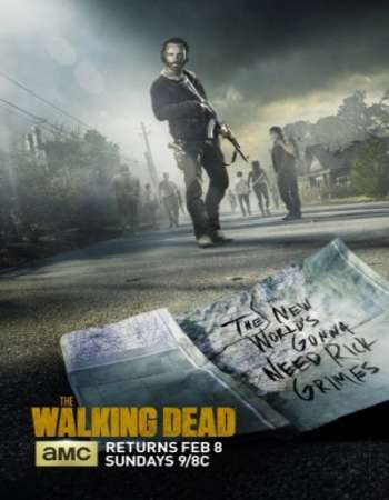 The Walking Dead S08E08 450MB HDTV 720p x264