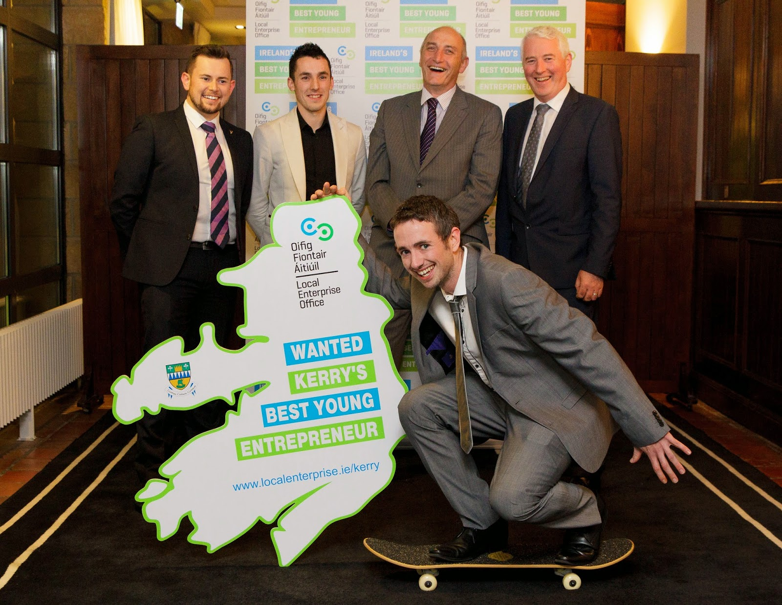 Kerry businesses compete at 'Best Young Entrepreneur' Regional Final