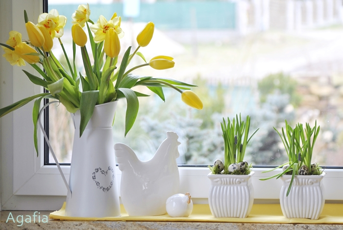 Wielkanocne aranżacje