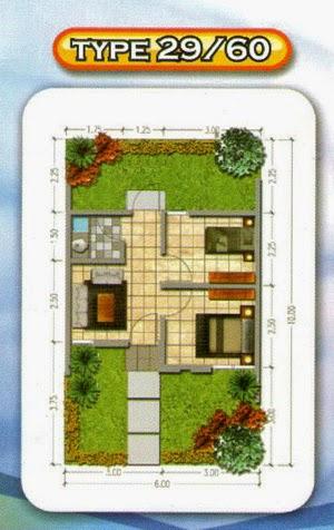 populer 36+ desain rumah minimalis type 29 72