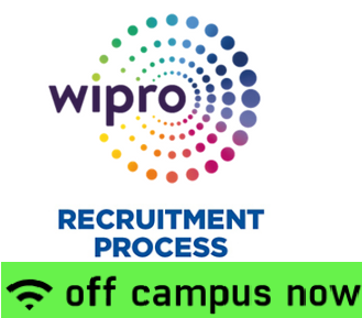Wipro Recruitment Process