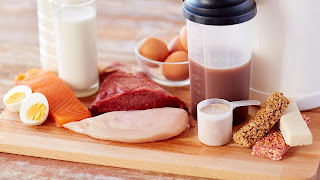 Bodybuilding Nutrition  - startgohealthy.com