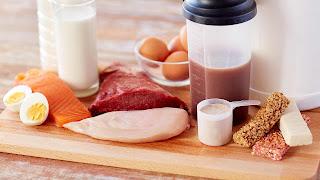 Bodybuilding Nutrition  - startgohealthy.com